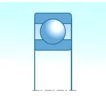 9,525 mm x 22,220 mm x 7,140 mm  NTN R6LLU Rolamentos de esferas profundas