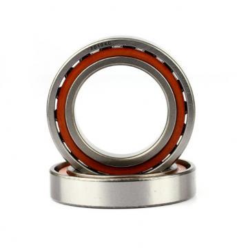 ISO QJ1015 Rolamentos de esferas de contacto angular