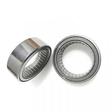 40 mm x 55 mm x 17 mm  NBS NAO 40x55x17 Rolamentos de agulha