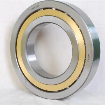 ISO 3814-2RS Rolamentos de esferas de contacto angular